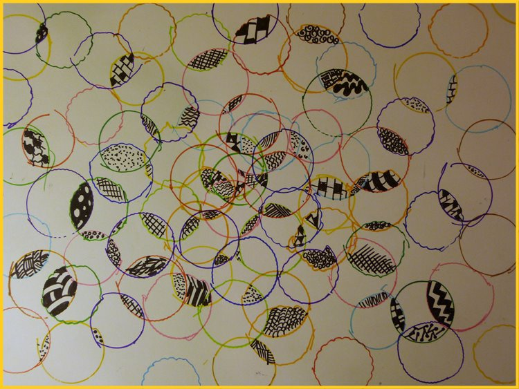 10 minutinhos antiestresse com arte criativa